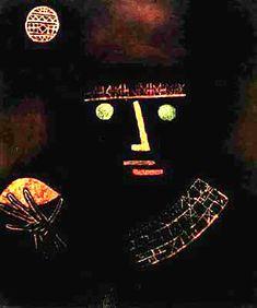 Paul Klee (1879-1940) Black Knight, 1927