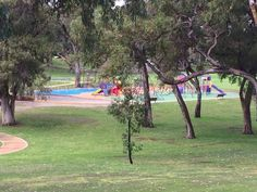 Mawson Park Hillarys - just minutes from Hillarys Boat Harbour. Find out how far this playground is from your current location and get a map to take you there with the Kids Around Perth app available from Google Play or the App Store