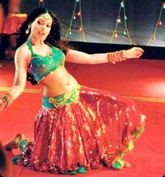 Bipasha Basu in 'Bollywood' Film Song
