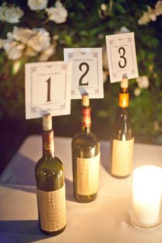 Want some great inspiration for your destination wedding? 13 Darling Destination Wedding Table Card Ideas