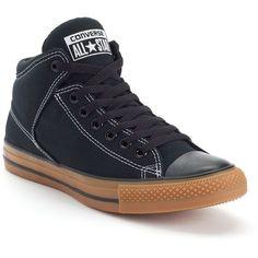 Men s Converse Chuck Taylor All Star High Street Mid-Top Sneakers ( 55) ❤ e538409ca