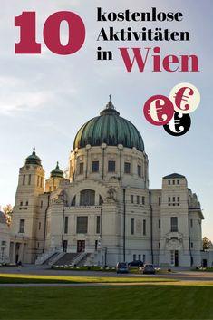 10 free activities in Vienna Travel pins- 10 kostenlose Aktivitäten in Wien Europe Destinations, Places To Travel, Places To See, Kino's Journey, Travel Around The World, Around The Worlds, Travel Tags, Reisen In Europa, Austria Travel
