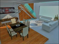 Ulysses Alves Design: Sala Conjugada