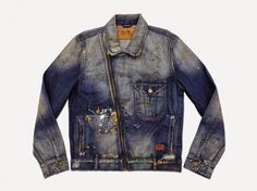 God Save the Queen and all: PRPS Jeans, Jackets FW2014/15 #prpseans #fw2014/15 #jackets
