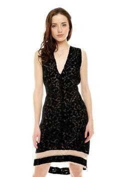 little black dress...nice dress