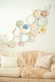 5 Ways to Style a Ga - http://www.craftycrafts.info/home-interior-decorating/5-ways-to-style-a-ga/