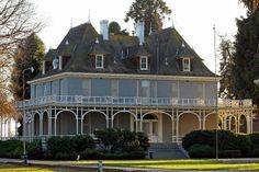 Kearney Mansion, Fresno, California