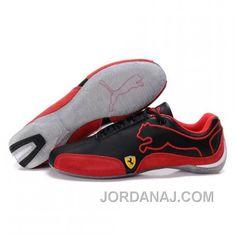 3fc8403b502 Puma Ferrari Shoes Women Black Red Nike Shox Shoes