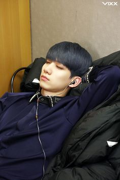 Sleeping Prince like Suga from BTS
