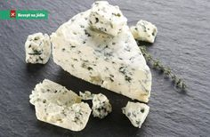 Pomazánka z Nivy Feta, Food And Drink, Dairy, Cooking Recipes, Sweets, Cheese, Baking, Kitchen, Spreads