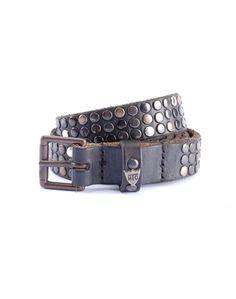 10.000 STUDS FEMALE CLASSIC #htclosangeles #hollywoodtradingcompany #losangeles #handmade #manmade #style #fashion #men #woman #apparel #accessories #studs #leather #details #weareartisans #artisans #belt #leatherbelt #studdedbelt