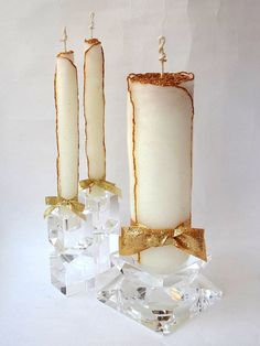 Pastel Beeswax Rose Tapers 8 Pair Mother S By Forestcandlestudio New Trending Now Pinterest Wedding Unity Candles And Planners