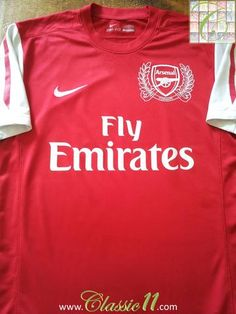 b78d487eb 2011 12 Arsenal Home Football Shirt (L)