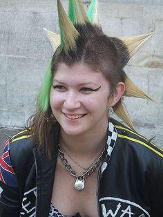 Lovely smile! Lovely Smile, Character Inspiration, Amanda, Punk, Fashion, Moda, Fashion Styles, Punk Rock, Fashion Illustrations
