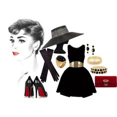 Audrey Hepburn style by kayleepeth on polyvore