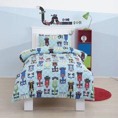 Formula 1 Race Car, Boys Single Bedding
