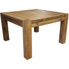 Table de salle manger style industriel acier et bois - Comment laquer une table en bois ...