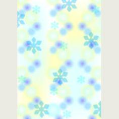 Snowflakes Scrapbook Pattern ***Free Downloads***