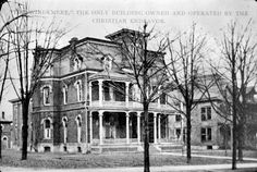 history of mansfield ohio - Google Search