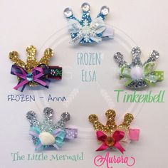 Hey, I found this really awesome Etsy listing at https://www.etsy.com/listing/202430751/disney-hair-clip-frozen-hair-clip