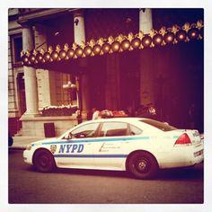 NYPD thank u