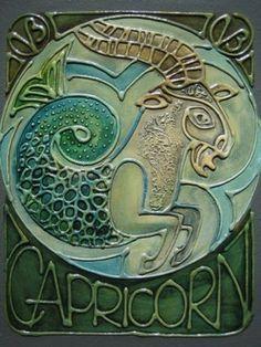 AstroSpirit / Capricorn ♑ / Earth / The Goat / Capricorne par Peter Jay