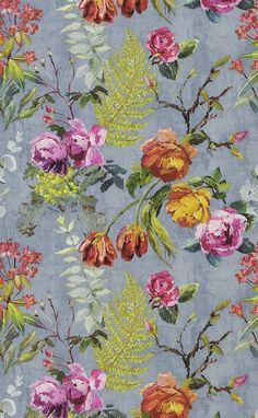 Papier peint Tulipani - Designers Guild
