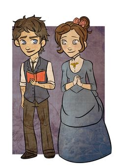 The Cursed Boy and the Shapeshifter Girl by Tetra-Zelda.deviantart.com on @deviantART