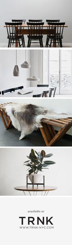 Art Of LivingChicagoMenu. The Monochromatic Home. Kitchen Dining