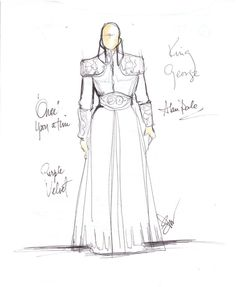 Take a sneak peek at over 40 designs from OUAT Costumer Eduardo Castro - Exclusive to Once Upon A Fan