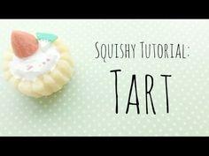 Squishy Tutorial: Tart - YouTube
