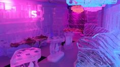 Minus5 Ice Bar at The Shoppes at Mandalay Place  to Offer Icy March Madness Specials
