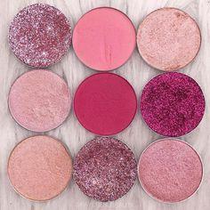 Trendy Makeup Pink Eyeshadow Glitter Make Up Ideas Pink Eyeshadow, Eyeshadow Makeup, Makeup Brushes, Eyeshadows, Gloss Eyeshadow, Mac Lipsticks, Lip Gloss, Revlon Eyeshadow, Rimmel Makeup