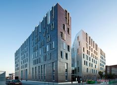 Join buildyful.com - the global place for architecture students.~~M9-C Building / BP Architectures