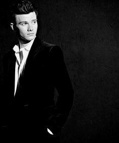 Chris Colfer, gotta love him