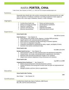 National award winning executive resume examples executive cover home health aide resume httpjobresumesample1693home spiritdancerdesigns Gallery