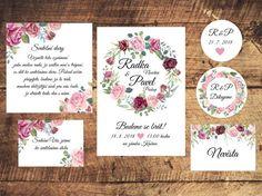 Svatební oznámení včetně zdobené obálky / Zboží prodejce Monchichiii   Fler.cz Wedding Things, Place Cards, Wedding Invitations, Place Card Holders, Weddings, Card Wedding, Cards, Wedding, Wedding Invitation Cards
