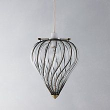 Buy Verity Easy-to-fit Ceiling Shade from our Ceiling Lighting range at John Lewis. Glass Ceiling Light Shades, Glass Ceiling Lights, Pink Light Shades, Lamp Shades, Stairway Lighting, Hallway Inspiration, Garden Inspiration, Living Room Plan, I Love Lamp