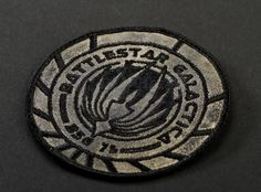Aerilon Colony Patch Up-To-Date Styling Collectibles Science Fiction & Horror Hot Sale Battlestar Galactica