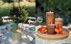 hawaiian decor | Here are a couple tropical party centerpieces and decoration ideas ...