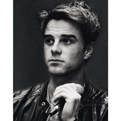 Nathaniel Buzolic Nate Buzz is a Kol Original ❤ liked on Polyvore
