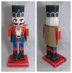 Nussknacker - Nutcracker (made with SVG Cuts File) #SVGCUTS