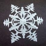 snowflake picture this site has a bunch of printable snow flake templates!! I'm going to frame the windows in our apartment with them for the holiday season