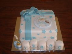 70 Baby Shower Cakes and Cupcakes Ideas Baby Shower Cakes For Boys, Baby Shower Niño, Baby Boy Cakes, Baby Shower Brunch, Girl Cakes, Baby Showers, Easy Cake Decorating, Birthday Cake Decorating, Decorating Ideas