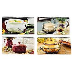 Some of our cookbooks for your beanpot filled with delicious e recipes!