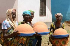 World Water Day 2014: Crucial Water Programs Allowing Forgotten People to See That God Cares - Women In Yepiligu receive their filters in a community-wide distribution funded by UNICEF through the Ghana's Community Development ...