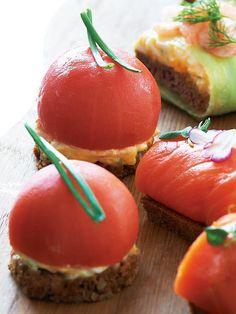 トマトと卵サラダのスムシレシピ
