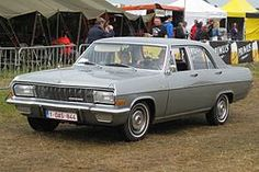 Opel Admiral/