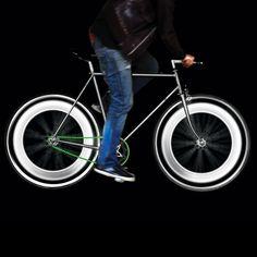 BIKE WHEEL LIGHTS Fahrradreifenlicht