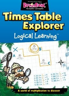 Amazon.com: Times Table Explorers Logical Learners For Dyslexia/Dyscalculia Book (5025822470539): Books